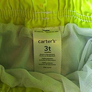 Carter's Swim - Set of boys swim trunks